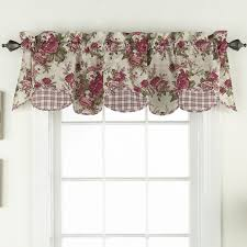 Waverly Curtains And Valances by Decorating Waverly Window Valances Waverly Kitchen Curtains And