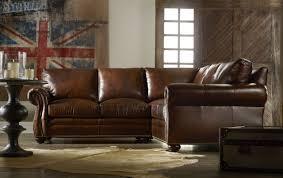 Bradington Young Sheffield Leather Sofa by Crafty Bradington Young Sofas Tsrieb Com