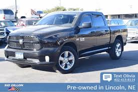 100 Lincoln Truck 2013 PreOwned Ram 1500 Express Crew Cab In 4U6198B Sid