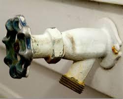 Outdoor Faucet Repair or Replacement