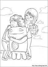 Home Coloring Page 17 Homey Ideas 19 M