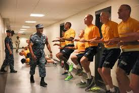 A Dash of Love Navy ficer Candidate School OCS Part 1