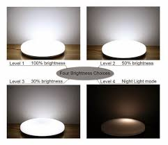 bright dimmable led ceiling light fixtures 50 discount