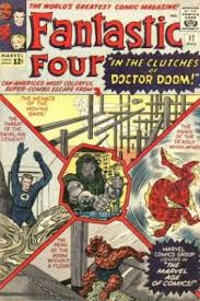 Marvel Comicss Fantastic Four Issue 17