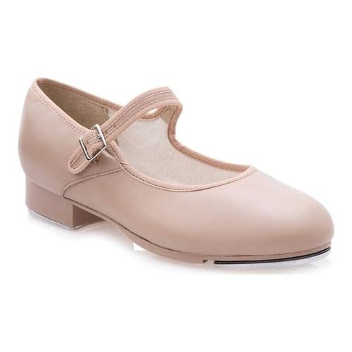 Capezio Women's Mary Jane Tap Shoe - Caramel, 6 M US