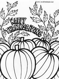 Download Coloring Pages Thanksgiving Free Pdf Amazing Page