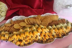Wedding Finger Foods For Anniversary