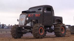 Rat Trap Is A Classic Chevy Truck Turned Mud Racer - Autoevolution