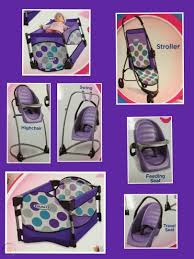 New Graco Baby Doll Swing High Chair Stroller Car Seat Pack ... Graco Pack N Play Playard With Cuddle Cove Rocking Seat Winslet The 6 Best N Plays Of 20 Bassinet 5 Playards Eat Well Explore Often Baby Shower Registry Your Amazoncom Graco Strollers Wwwlittlebabycomsg Little Vacation Basics Strollercar Seathigh Chair Buy Mommy Me 3 In 1 Doll Set Purple Special Promoexclusive Bundle Deal Contour Electra Playpen High Balancing Art 4 Portable Chairs Fisherprice Rock Sleeper Is Being Recalled Vox