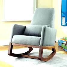 Best Rocking Chair Incredible Chairs For Nursing Glider Nursery Gliding Within Baby Remodel Pads Nu