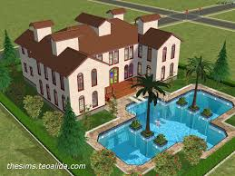 Sims 3 Floor Plans Download by The Sims House Downloads Home Ideas And Floor Plans Part 4
