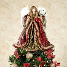 Christmas Tree Angel Topper S Crochet Pattern Walmart Vintage