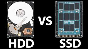 Different Types Of Storage Devices And DrivesHDDSSDSSHD