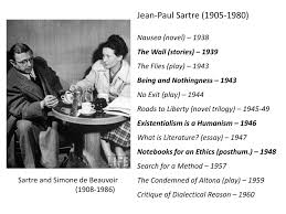 Jean Paul Sartre And Existentialism