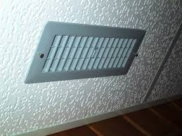 drop ceiling directional air register installation