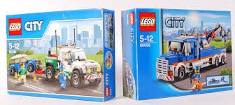 100 Lego City Tow Truck Two Boxed Sets To Include No 60081 39 Pick Up
