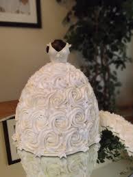 Bridal Dress cake  Dad Makes Cakes Brian Judd Cake Decorating