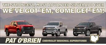 100 Advanced Truck And Auto Pat OBrien Chevrolet New Used Chevrolet Dealer Serving Cleveland