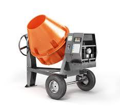 100 Cement Truck Rental Mortar Mixer Concrete Mixer MacAllister S
