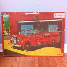 Vintage 1957 FIRE TRUCK Jigsaw Puzzle Milton Bradley Age 2-6 ... 5 Feet Jointed Fire Truck W Ladder Cboard Cout Haing Fireman Amazoncom Melissa Doug 5511 Fire Truck Indoor Corrugate Toddler Preschool Boy Fireman Fire Truck Halloween Costume Cboard Reupcycling How To Turn A Box Into Firetruck A Day In The Life Birthday Party Fun To Make Powerfull At Home Remote Control Suck Uk Cat Play House Engine Amazoncouk Pet Supplies Costume Pinterest Trucks Box Engine Hey Duggee Rources Emilia Keriene My Version Of For My Son Only Took