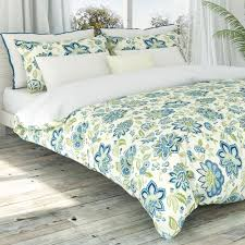 Bed Cover Sets by Bella Blue Jacobean Floral Duvet Cover Set By Colorfly