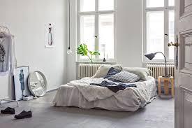 bett vor fenster erholsamen schlaf lage zimmer bedroom