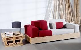 canapé en palette de bois canapé en palette de bois idées faciles en 27 photos