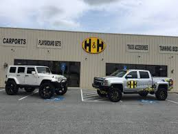 H&H Home & Truck Accessory Center - Warner Robins GA