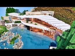 maison de luxe minecraft énnnorme villa de luxe sur minecraft o