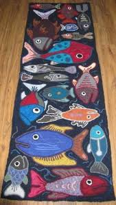 Oil Pastel On Black Paperdid This With One Fish Like Crafts For KidsArt KidsKids FunEasy
