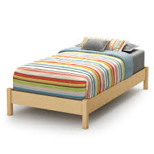platform bed twin amazoncom south shore libra collection twin 39
