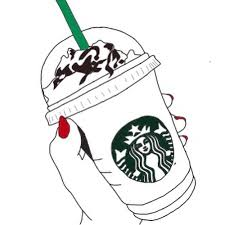 Outline And Starbucks Image