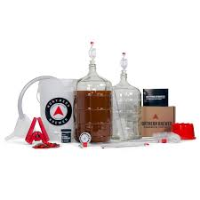 Northern Brewer Deluxe Homebrew Starter Kit, Equipment And 5 Gallon Recipe