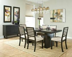 Dining Carpet Room Rug Under Table Or Not Rugs For Furniture Area Size