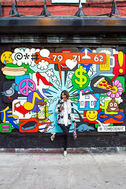 Famous American Mural Artists by Wear Where Well