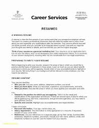 Fresh Things To Include In A Cover Letter