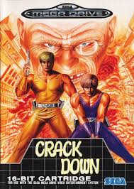 Crack Down Box Shot for Genesis GameFAQs