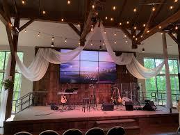 100 Church Interior Design A Barn Helps Rebuild Community