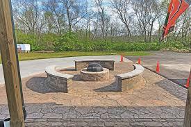 Inspirational Belgard Weston Fire Pit Fire Pit
