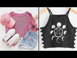 Thebeauty Diy Clothes Life Hacks 15 Easy Crafts Ideas For Girls How To Make