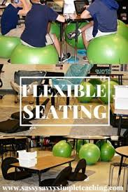 Ball Seats For Classrooms by Flexible Seating Storage Using 3m Hooks Theredschooldesk