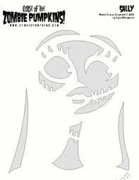 Jack Skellington Pumpkin Stencils Free Printable by Molde Para Abóbora Jack Skellington Pinterest Pumpkin