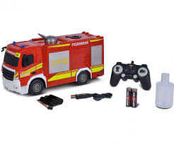 1:26 RC Fire Truck 2.4G 100% RTR - Electric Cars 100%RTR - RC Models ...