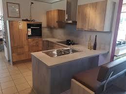 systhema musterküche angebot top küche in holz und