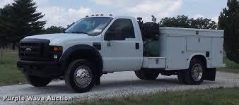 100 Super Trucks For Sale 2008 D F450 Duty XL Service Truck Item DD7234 S
