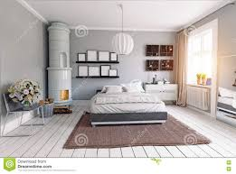 100 Swedish Bedroom Design Modern Bedroom Stock Illustration Illustration Of Nordic