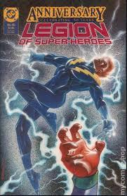 Legion Of Super Heroes 1984 3rd Series 45