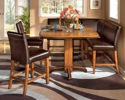 Corner Kitchen Table Enthralling Cheap Booth Dining Room Sets With In Style