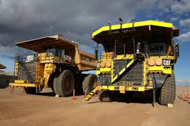 100 Cat Mining Trucks Command For Hauling Expanding Autonomous Options