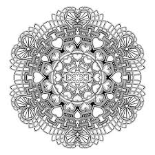 Mandala Coloring Colouring Pages Great Books For Adults